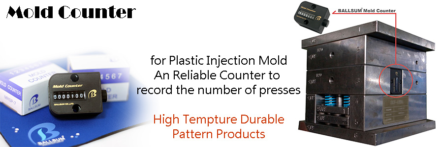 mold counter,shot counter,cycle counter